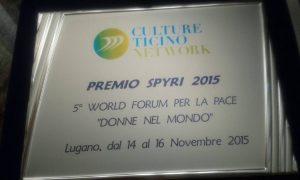 premio spyri