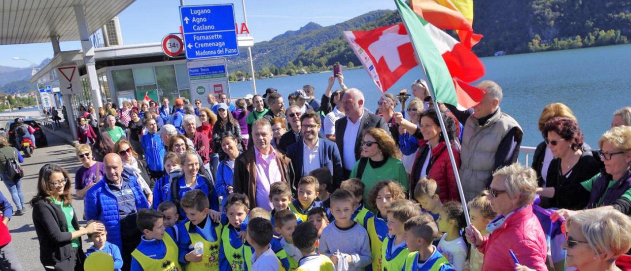 """Evento transfrontaliero """"In Cammino per la Pace"""" – 8a EDIZIONE"""